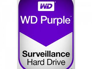 Σκληρός Δίσκος Western Digital HDD PURPLE 1TB/SATAIII/INTELLI POWER/64MB