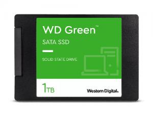 Σκληρός δίσκος Western Digital SSD Sata GREEN 2.5″ SATA3 1TB 545MB/s
