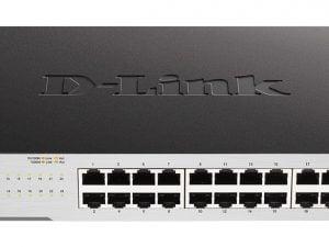 DLINK SWITCH GO-SW-24G 10/100/1000 Mbps