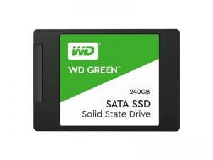 Σκληρός δίσκος Western Digital SSD Sata GREEN 2.5″ SATA3 240GB 500/400