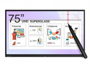 "SpeechiTouch 75"" Διαδραστική οθόνη UHD 4K- Android- Pro Edition"