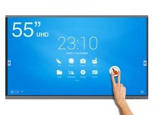 "SpeechiTouch 55"" Διαδραστική οθόνη UHD 4K- Android"