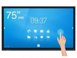 "SpeechiTouch 75"" Διαδραστική οθόνη UHD 4K- Android"