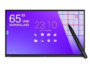 "SpeechiTouch 65"" Διαδραστική οθόνη UHD 4K Superglass- Android"
