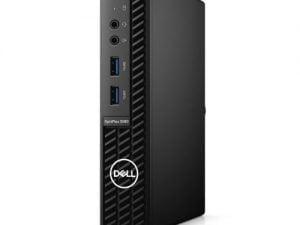 DELL PC OptiPlex 3080 (MFF/i3-10100T/8GB/256GB SSD/UHD Graphics 630/Win 10 Pro/5Y NBD)