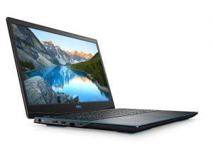 """DELL Laptop G3 3500 Gaming (15.6"""" FHD/i5-103000H/8GB/512GB SSD/GeForce GTX 1650Ti 4GB/Win 10/1Y PRM/Black Palmrest)"""